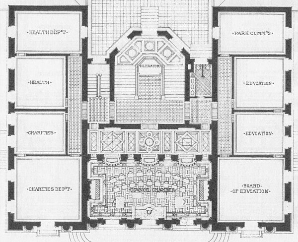 Free home plans city hall floor plans for City house plans